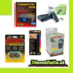 Thermo/Hygro meters & Controllers